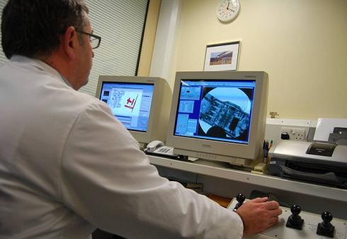 Системы мониторинга и диагностики